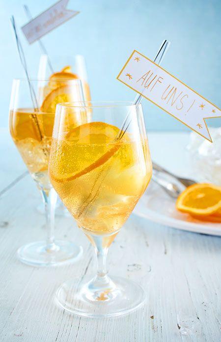Der perfekte Drink für #silvester Cheers! #cocktail