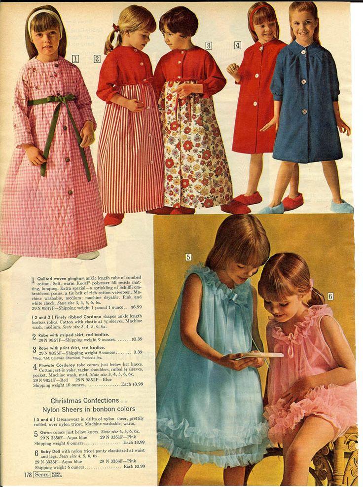 1966 Sears Christmas Catalog Vintage Fashion Pinterest