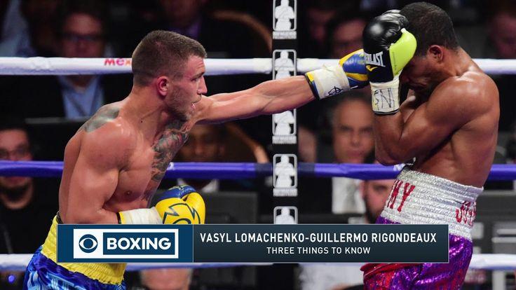 Vasyl Lomachenko pounds Guillermo Rigondeaux, forces him to quit on his ...