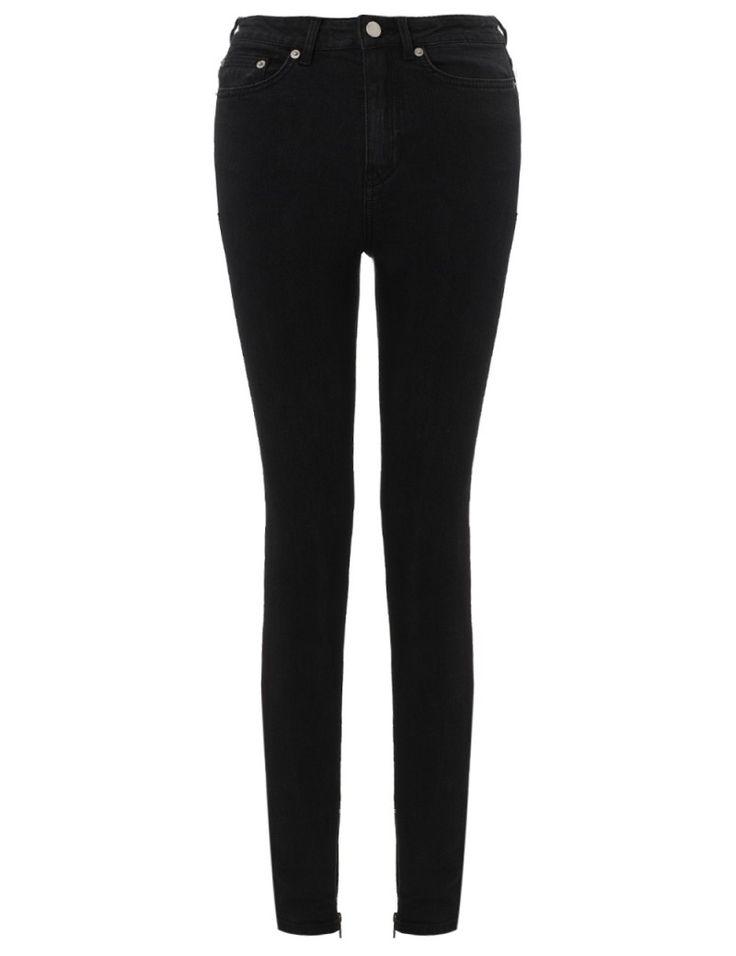 Slim Black Skinny Jeans