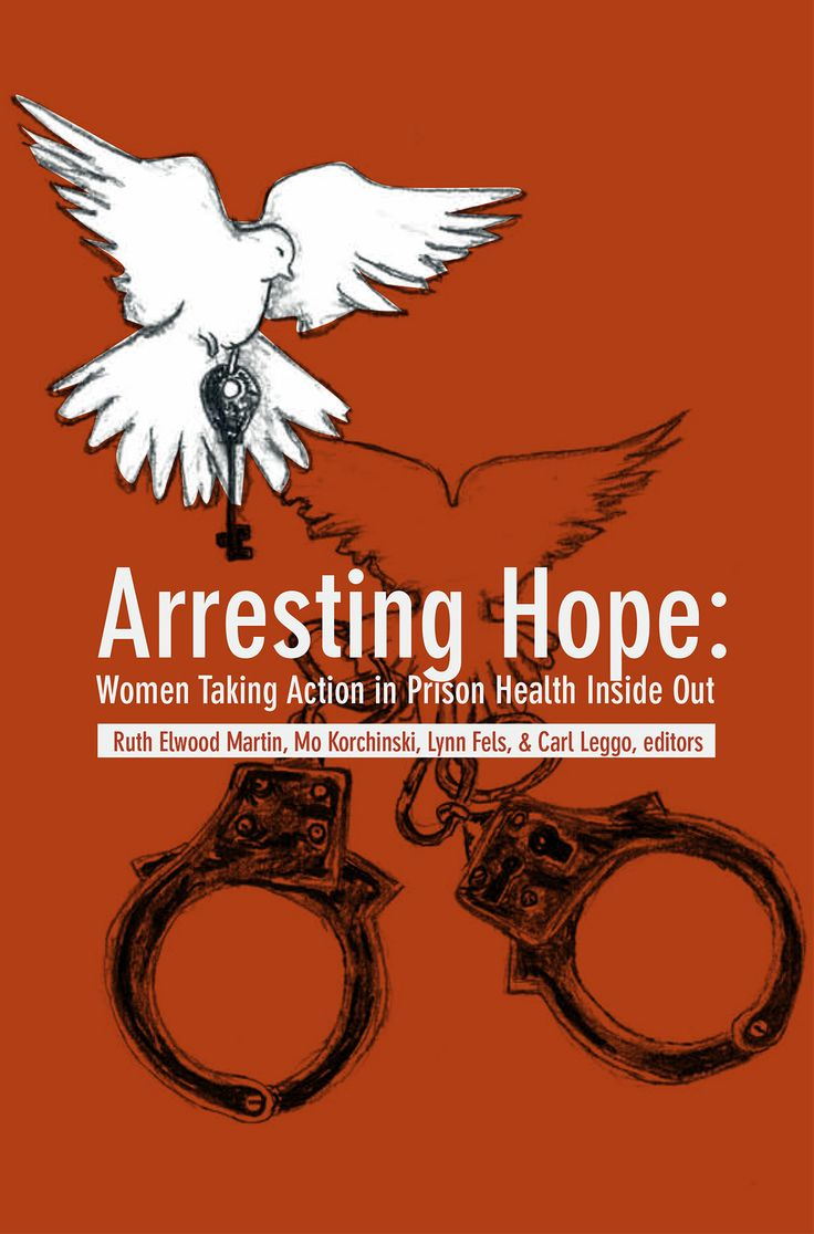 Arresting Hope: Women Taking Action in Prison Health Inside Out - edited by Ruth Elwood Martin, Mo Korchinski, Lynn Fels, & Carl Leggo: This collection tells a story about women in a provincial prison in Canada, about how creative leadership fostered opportunities for transformation and hope, and about how engaging in research and writing contributed to healing. $29.95