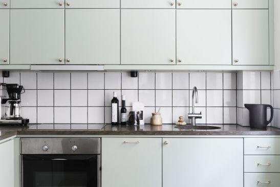 Bjurholmsplan therese_winberg_photography_stylist_emma_wallmen fantastic frank kitchen mint knoppar moccamaster