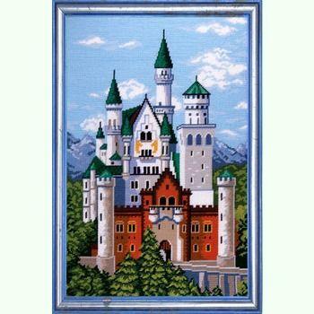 Замок «Нойшванштайн» TS-60