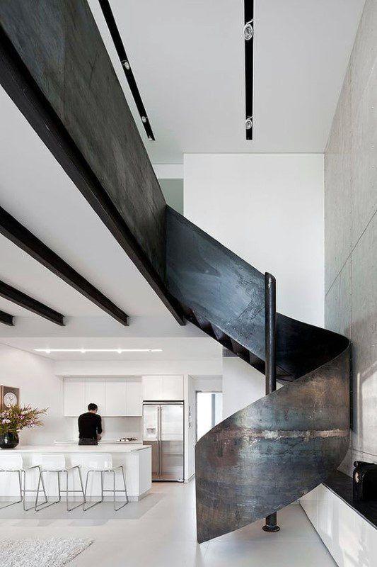 top 50 best industrial interior design ideas raw decor inspiration rh ar pinterest com