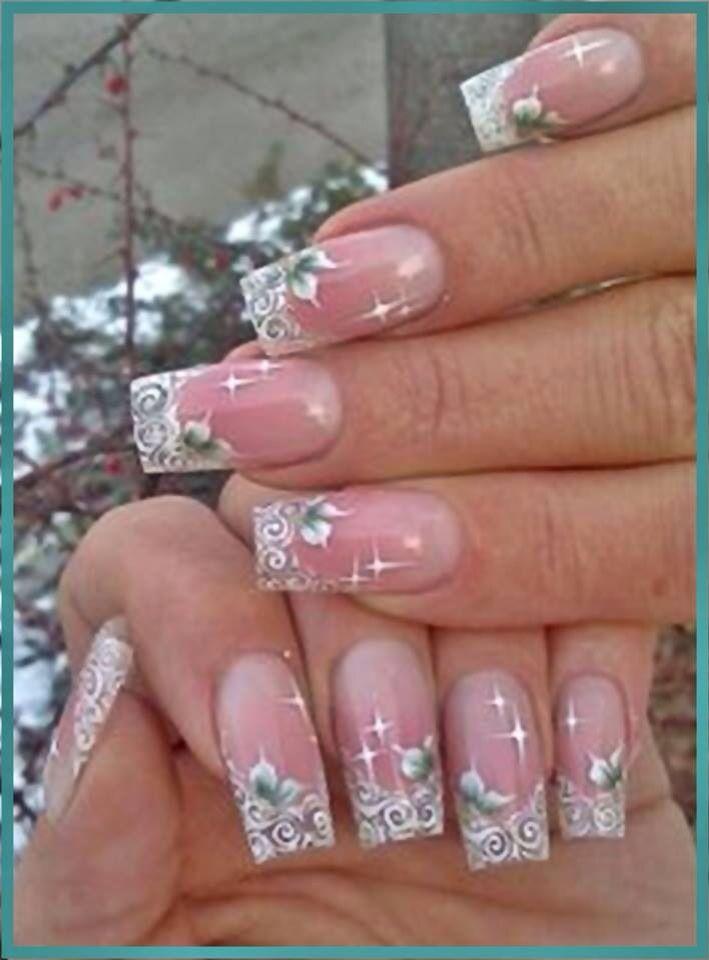 Wedding nails so beautiful