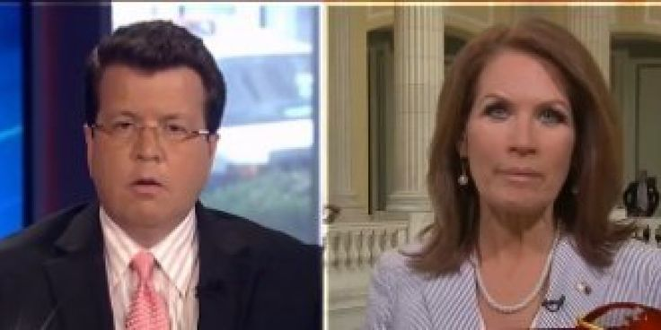 Neil Cavuto Has Had It With Michele Bachmann