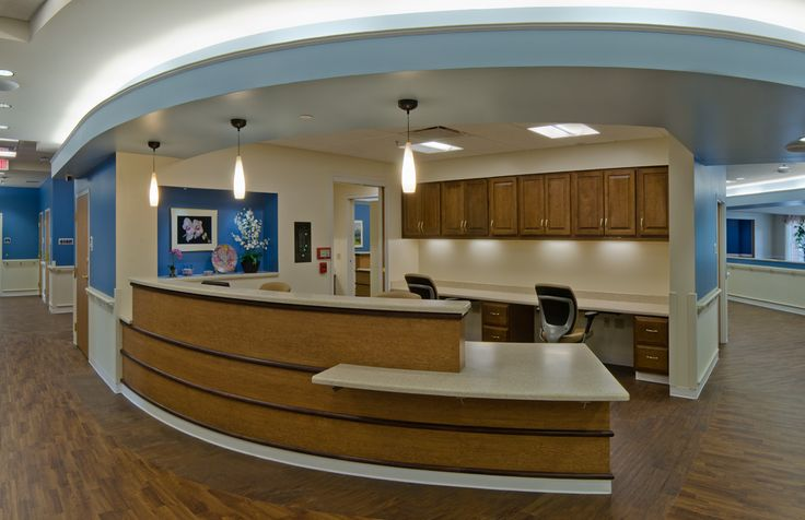 Nurses Station [Kingston Residence of Perrysburg]