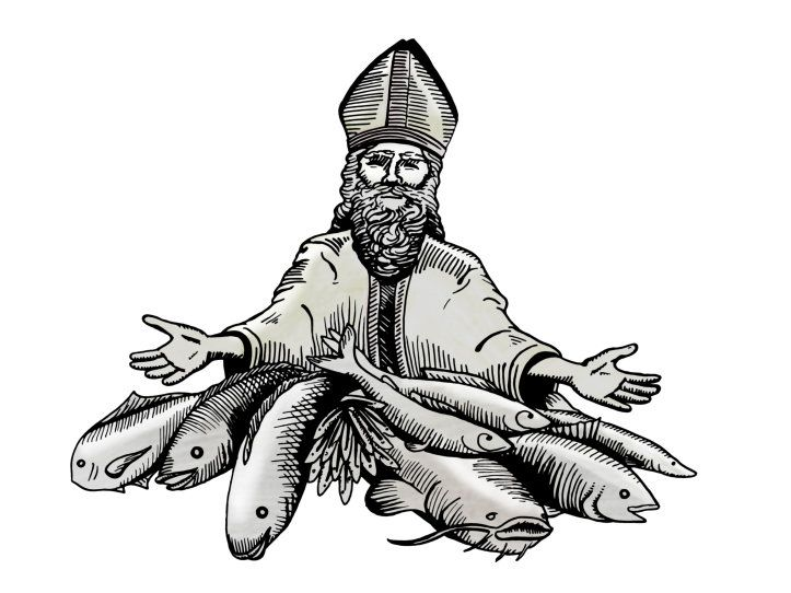 Why was there a stable market for fish?  Lust, Lies And Empire: The Fishy Tale Behind Eating Fish On Friday : The Salt : NPR