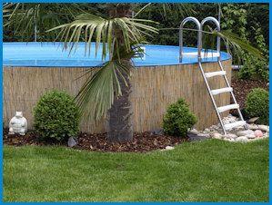 Garten mit pool gestalten  Die besten 25+ Pool im garten Ideen auf Pinterest ...