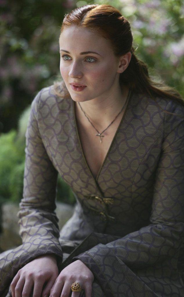 Sophie Turner from Games of Thrones: Season 3 First Look