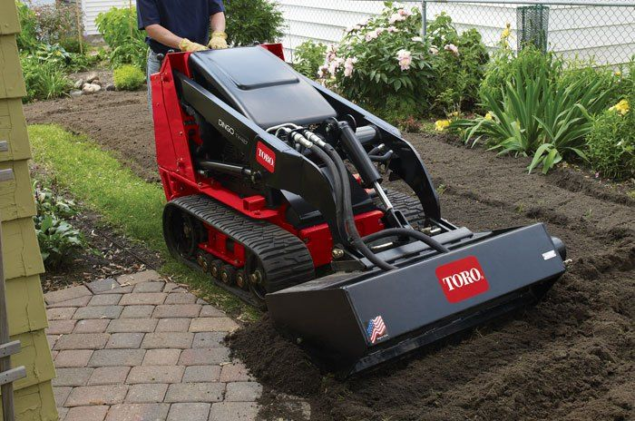 Take the time to fix any existing grade problems, before adding amendments to the soil. For minor grading problems, small versions of earth-moving equipment are often available to rent or buy.  You…