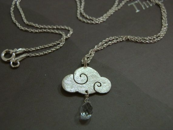 Pendant SWEET CLOUDS in sterling silver and di calcagninigioielli, $45,00