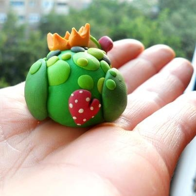 m: Clay Ideas, Model, Clay Beads, Clay Animal, Ciupakabra Mi Work, Cakes Toppers, Cakes Decor, Crafty Clay, Frogs