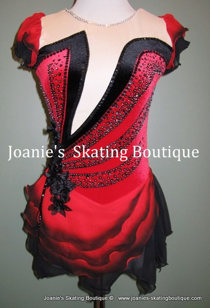 Joanie's Figure Skating Boutique of Newfoundland, Canada-Figure Skating Dresses, Custom Skating Dress, Skating Skirts, Skating Apparel