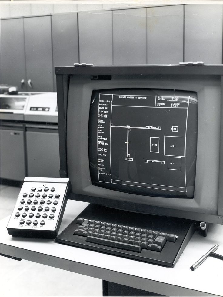 Computer Aided Design of Integrated Circuits (CADIC) computer (1967).