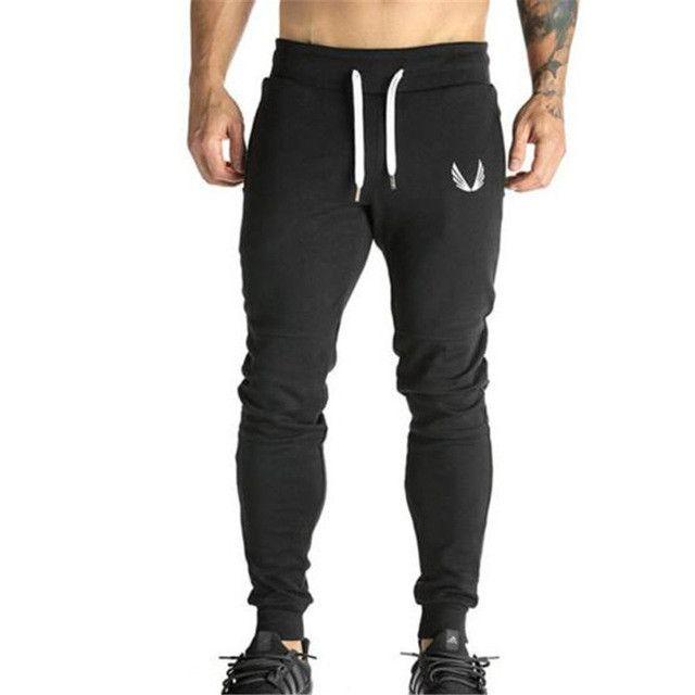 Jogger Pants Men Fitness Bodybuilding Gyms Pants For Runners