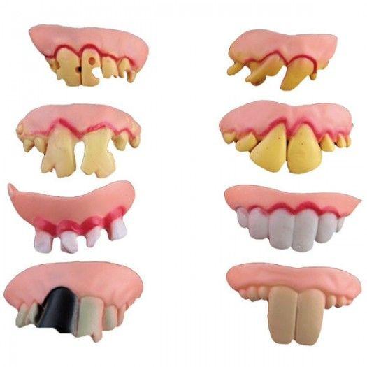 Takma Şaka Dişleri