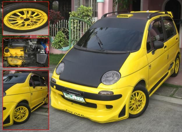 Daewoo Matiz Modified 32 Cars Car Maruti Zen