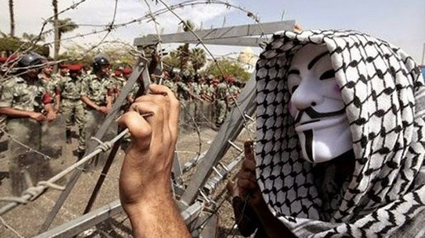 New Anonymous Op Takes Down Israeli Government Websites In HUGE Counter Hack