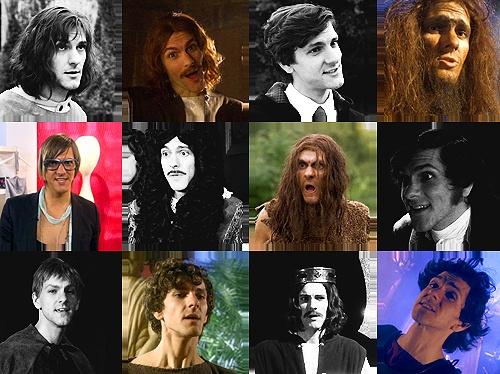 Mat Baynton in Horrible Histories