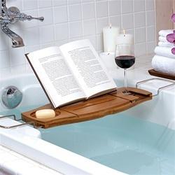 genius!: Wine, Ideas, Aquala Bathtub, Gift, Bathtubs, Book, Bathtub Caddy, Bathroom, Products