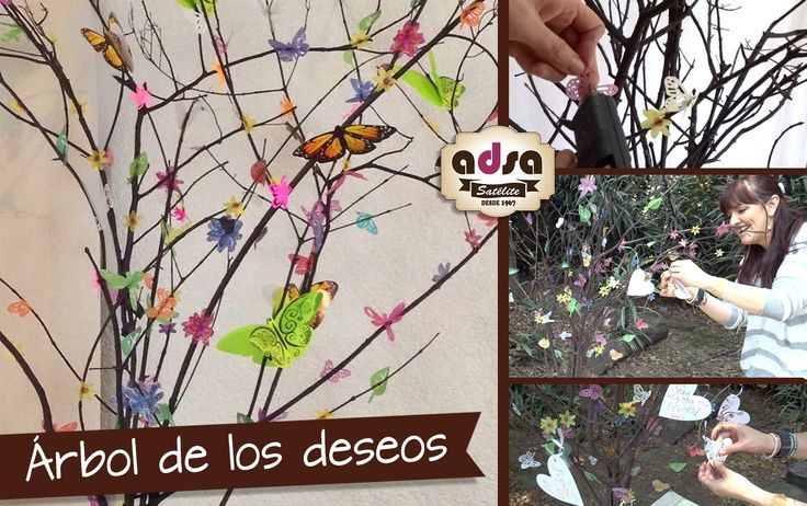 Chuladas Creativas :: Árbol de los Deseos :: Decoración y Manualidades S...
