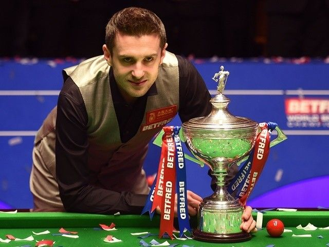 Result: Mark Selby wins World Snooker Championship