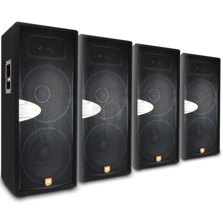 #Alquiler de #equipos de sonido para #eventos Alquiler de sonido  #JBL (otras marcas consultar) para pequeños y medianos eventos.