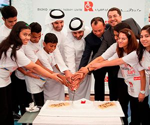 Nurturing special children's talents and creativity QNET, one of Asia's most prominent direct selling companies with its regional headquarte...