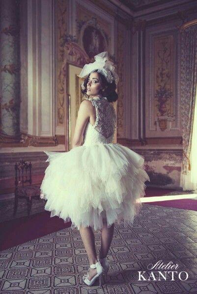 Atelier kanto haute couture Sposa 2015