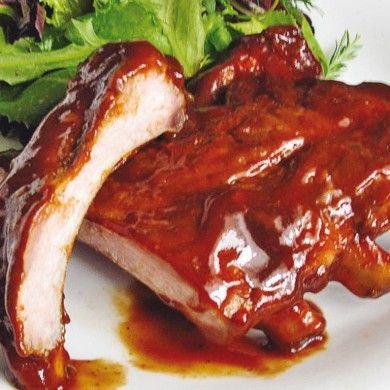Côtes levées barbecue pour mijoteuse - Recettes - Cuisine et nutrition - Pratico Pratique