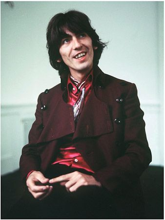 18th September 1968. George gave an interview on this day to New Musical Express journalist Alan Smith, at Apple Corps' headquarters at 3 Savile Row, London.