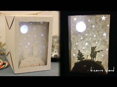 DIY | DOLLAR TREE | CHRISTMAS SHADOW BOX DECOR #1 - YouTube
