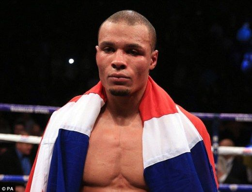Chris Eubank Jr respects Renold Quinlan despite…