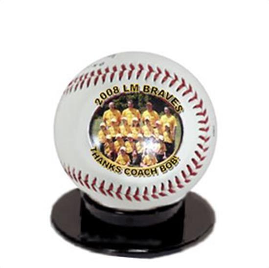 Baseball Coach Gift - Personalized Baseball