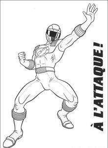 Imagens para pintar dos Power Rangers - 66