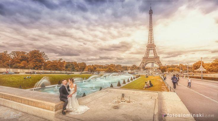 http://bit.ly/1U3QjOB - Jak zorganizować sesje #ślubna za granicą ? #Paryż to piękne miejsce na #ZdjęciaSłomińskiego in #Paris.  Chcielibyśmy aby nasze zdjęcia ślubne były niepowtarzalne pełne pasji i emocji  jedyne w swoim rodzaju emanujące miłością i romantyzmem.  Dzisiejsza ślubna sesja plenerowa powinna się wyróżniać spontanicznymi oryginalnymi i romantycznymi ujęciami a także nietypowymi sceneriami i wyjątkowym klimatem. Każdej parze zależy aby ich zdjęcia ślubne były jedyne w swoim…