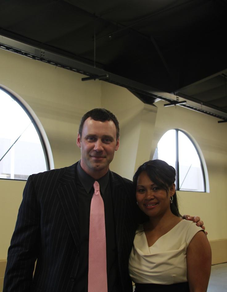 Tony Rubleski & April J. Ford