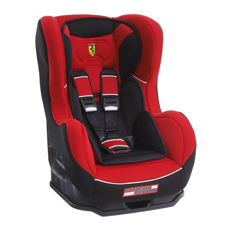 Ferrari Migo Satellite Child Car Seat