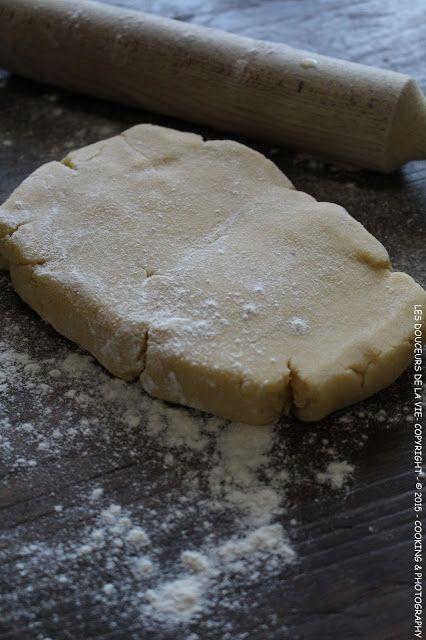 La Pâte sablée aux amandes | Petit Bec Gourmand Food Photography © Audrey…