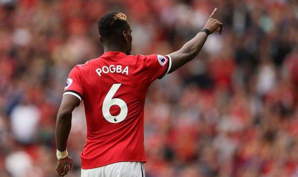 Manchester United F C News Barcelona Transfer News Live Updates Jose Mourinh Manchester United Premier League Paul Pogba