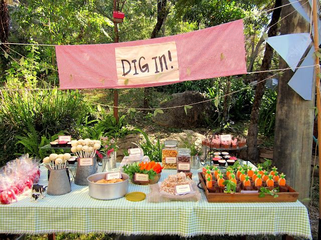 17 best images about claire 39 s farm harvest party on for Backyard food garden ideas