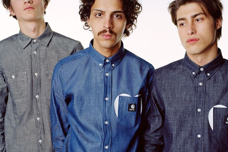 Carhartt WIP 25th Anniversary Collection