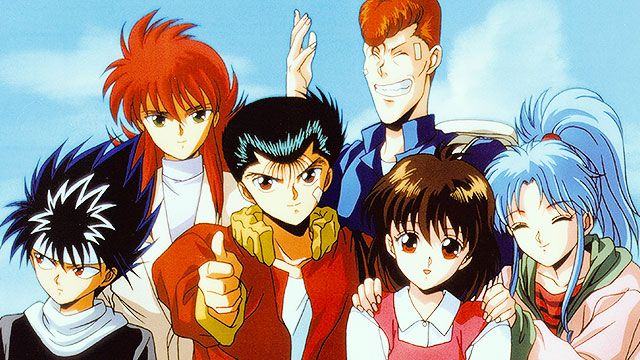 Ghost Fighter Tagalog Fighter Ghost Anime