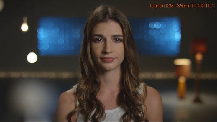 LENS TEST - Canon K35 Primes on Vimeo