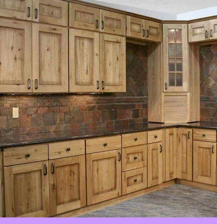 Dark, light, oak, maple, cherry cabinetry and solid wood ...