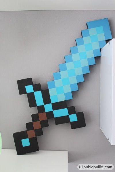 1000 id es sur le th me minecraft sur pinterest maisons minecraft skins minecraft et. Black Bedroom Furniture Sets. Home Design Ideas