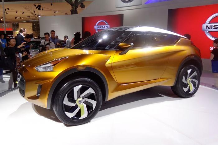 #Nissan Extrem Concept