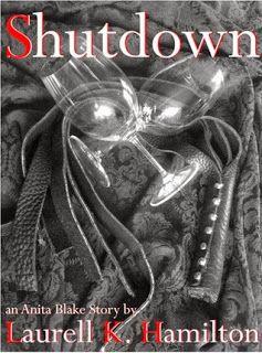 Book Review: Shutdown by Laurell K. Hamilton | Series: Anita Blake Vampire Hunter | Rating: 4 Stars | Urban Fantasy
