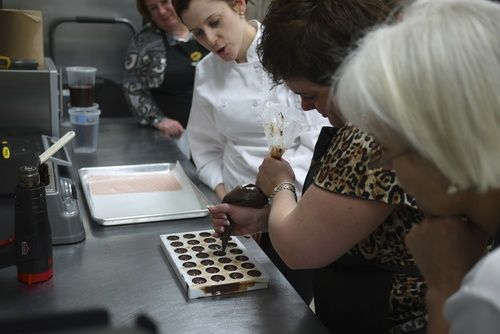 Chocolate Team Building Workshops — Succulent Chocolates and Sweets